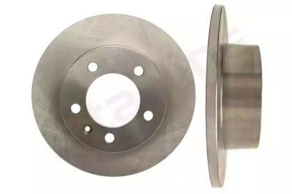 Задний тормозной диск на Опель Мовано 'STARLINE PB 1584'.