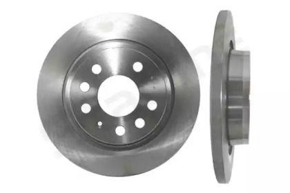 Задний тормозной диск на Сааб 9-3 'STARLINE PB 1585'.