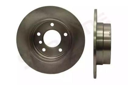 Задний тормозной диск на BMW 1 'STARLINE PB 1605'.