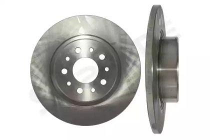 Задний тормозной диск на Альфа Ромео 156 'STARLINE PB 1639'.