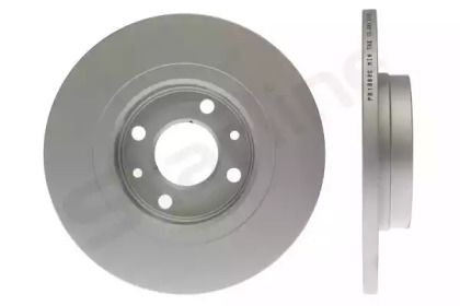Передний тормозной диск на SMART FORTWO 'STARLINE PB 1663C'.