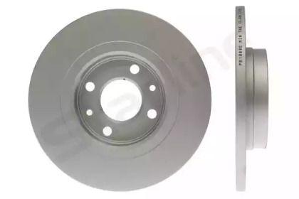 Передний тормозной диск на Смарт Фор фор 'STARLINE PB 1663C'.