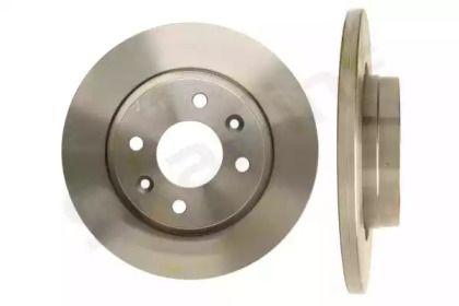 Передний тормозной диск на Рено Сандеро 'STARLINE PB 1663'.