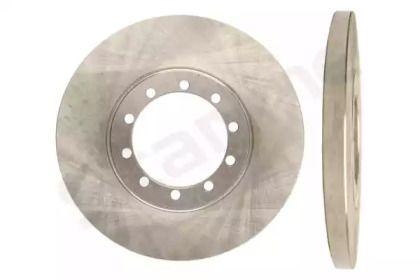 Задний тормозной диск на Форд Транзит Турнео 'STARLINE PB 1711'.