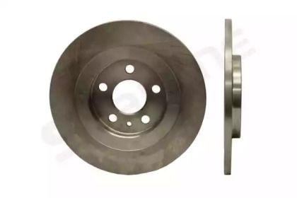 Задний тормозной диск на CITROEN C8 'STARLINE PB 1726'.