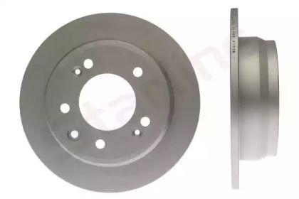 Задний тормозной диск на Хендай Ай30 'STARLINE PB 1747C'.