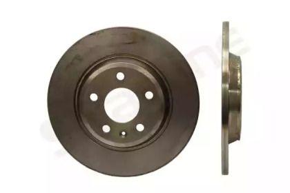 Задний тормозной диск на AUDI Q5 'STARLINE PB 1775'.