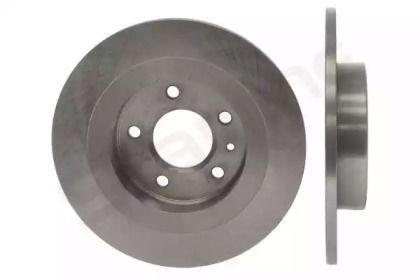 Задний тормозной диск на CHEVROLET ORLANDO 'STARLINE PB 1888'.