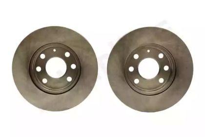 Вентилируемый тормозной диск STARLINE PB 20065 рисунок 1