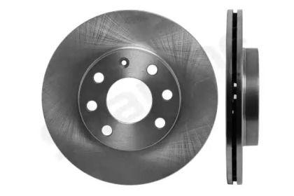 Вентилируемый передний тормозной диск на OPEL COMBO 'STARLINE PB 2007'.