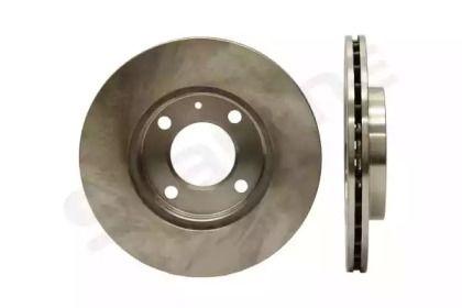 Вентилируемый передний тормозной диск на Ауди 80 'STARLINE PB 2009'.