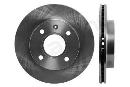 Вентилируемый передний тормозной диск на Мазда 121 'STARLINE PB 2013'.