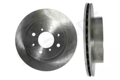 Вентилируемый передний тормозной диск на Сузуки Игнис 'STARLINE PB 20203'.