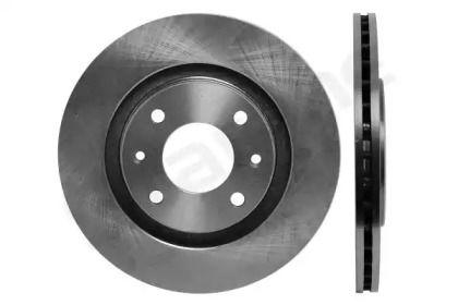 Вентилируемый передний тормозной диск на Ситроен Ксара 'STARLINE PB 2025'.