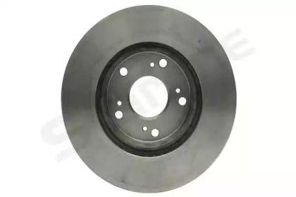 Вентилируемый передний тормозной диск на HONDA FR-V 'STARLINE PB 20350'.