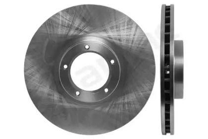 Вентилируемый передний тормозной диск на Форд Транзит Турнео 'STARLINE PB 2036'.