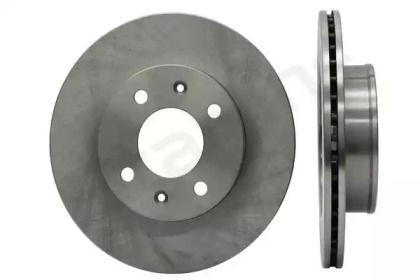 Вентилируемый передний тормозной диск на KIA PICANTO 'STARLINE PB 20376'.