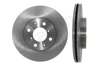 Вентилируемый задний тормозной диск на Сузуки Сплэш 'STARLINE PB 20380'.