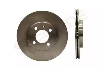 Вентилируемый передний тормозной диск на SEAT INCA 'STARLINE PB 2050'.