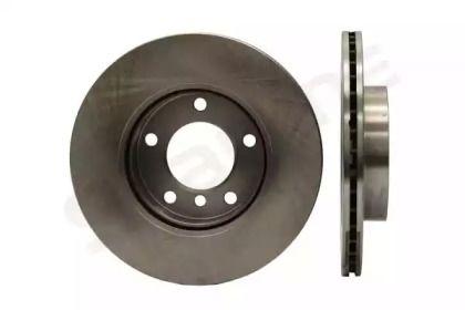 Вентилируемый передний тормозной диск на BMW Z3 'STARLINE PB 2052'.