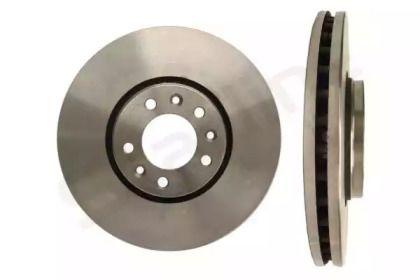 Вентилируемый передний тормозной диск на TOYOTA PROACE 'STARLINE PB 20652'.