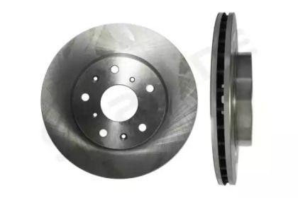 Вентилируемый передний тормозной диск на Фиат Седичи 'STARLINE PB 20656'.