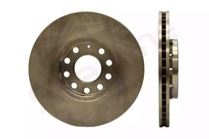 Вентилируемый передний тормозной диск на Сеат Эксео 'STARLINE PB 2088'.
