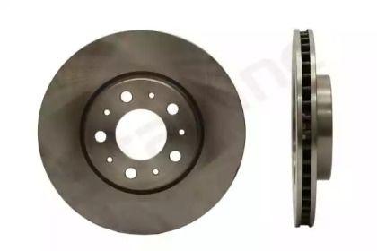 Вентилируемый передний тормозной диск на VOLVO 850 'STARLINE PB 2234'.