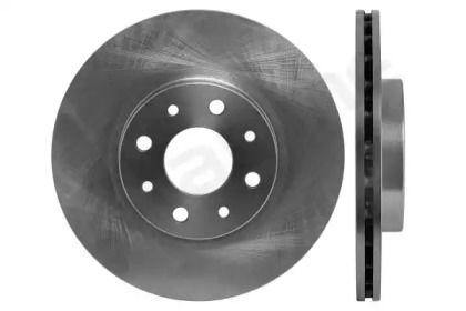 Вентилируемый передний тормозной диск на FIAT BRAVA 'STARLINE PB 2531'.