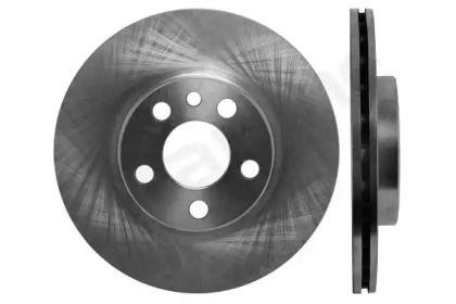 Вентилируемый передний тормозной диск на PEUGEOT EXPERT 'STARLINE PB 2532'.