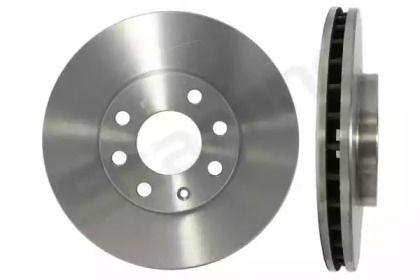 Вентилируемый передний тормозной диск на Опель Зафира 'STARLINE PB 2638'.