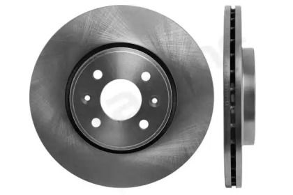 Вентилируемый передний тормозной диск на RENAULT SCENIC 'STARLINE PB 2719'.