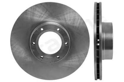 Вентилируемый передний тормозной диск на Опель Мовано 'STARLINE PB 2731'.