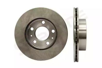 Вентилируемый передний тормозной диск на FIAT DUCATO 'STARLINE PB 2763'.