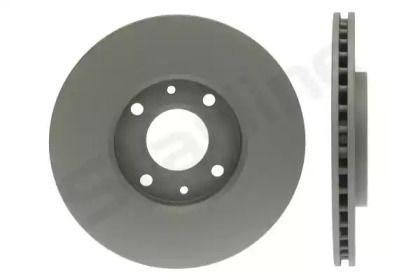 Вентилируемый передний тормозной диск на CITROEN C4 'STARLINE PB 2770C'.