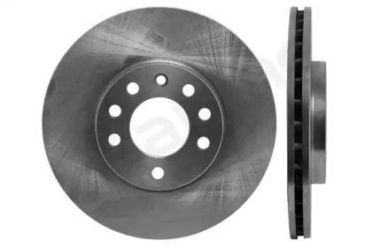 Вентилируемый передний тормозной диск на Опель Зафира 'STARLINE PB 2798'.