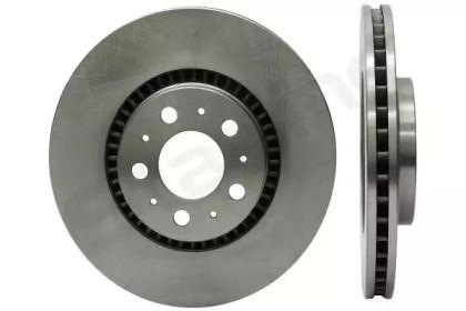 Вентилируемый передний тормозной диск на Вольво С60 'STARLINE PB 2799'.