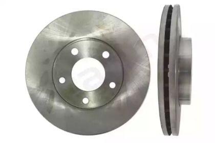 Вентилируемый передний тормозной диск на Мазда 5 'STARLINE PB 2877'.
