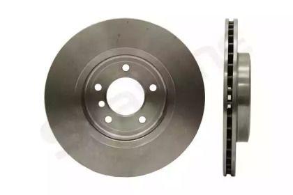 Вентилируемый передний тормозной диск на БМВ З4 'STARLINE PB 2911'.