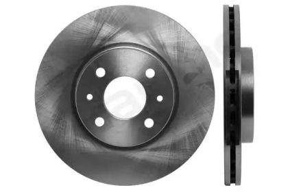 Вентилируемый передний тормозной диск на Ситроен Немо 'STARLINE PB 2946'.