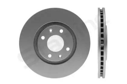 Вентилируемый передний тормозной диск на Ситроен ДС5 'STARLINE PB 2954C'.