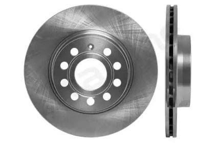 Вентилируемый передний тормозной диск на VOLKSWAGEN BEETLE 'STARLINE PB 2957'.