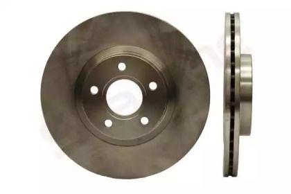 Вентилируемый передний тормозной диск на Вольво С30 'STARLINE PB 2960'.