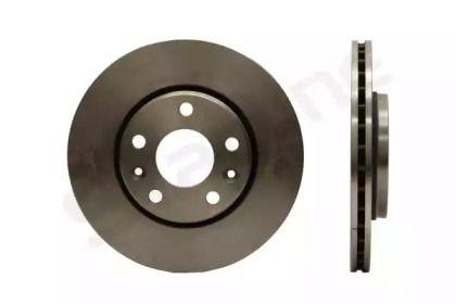 Вентилируемый передний тормозной диск на Дача Дастер 'STARLINE PB 4504'.