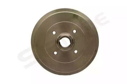 Задний тормозной барабан на SKODA FAVORIT 'STARLINE PB 6059'.
