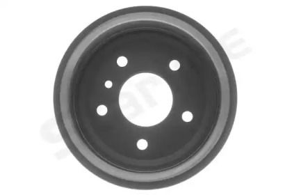 Задний тормозной барабан STARLINE PB 6298 рисунок 1