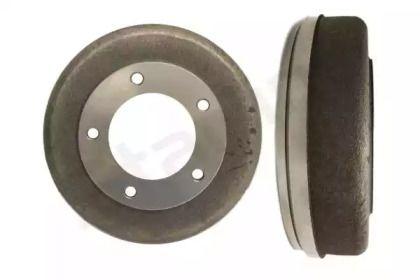 Задний тормозной барабан на FORD TRANSIT 'STARLINE PB 6408'.