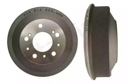 Задний тормозной барабан на CITROEN C25 'STARLINE PB 6467'.