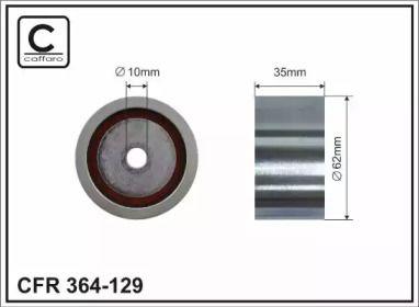 Обводной ролик ГРМ на CHRYSLER PT CRUISER 'CAFFARO 364-129'.