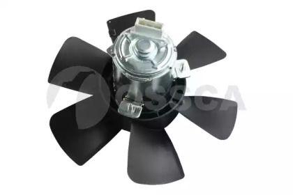 Вентилятор охлаждения радиатора на Фольксваген Джетта 'OSSCA 01069'.